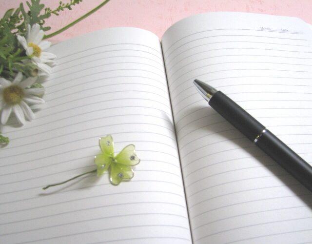 子供の国語力を伸ばす方法!親子で交換日記をして語彙力アップ作戦!